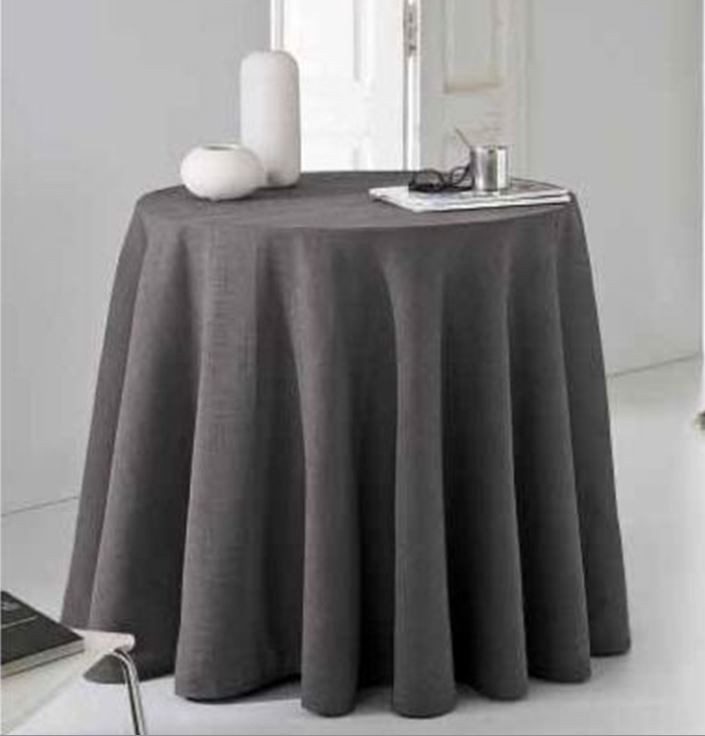Faldas camilla falda mesa camilla redonda a medida for Falda mesa camilla carrefour