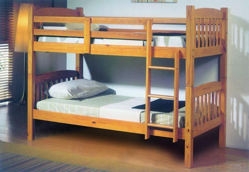 Litera madera litera pino convertible en cama - Cama convertible en litera ...