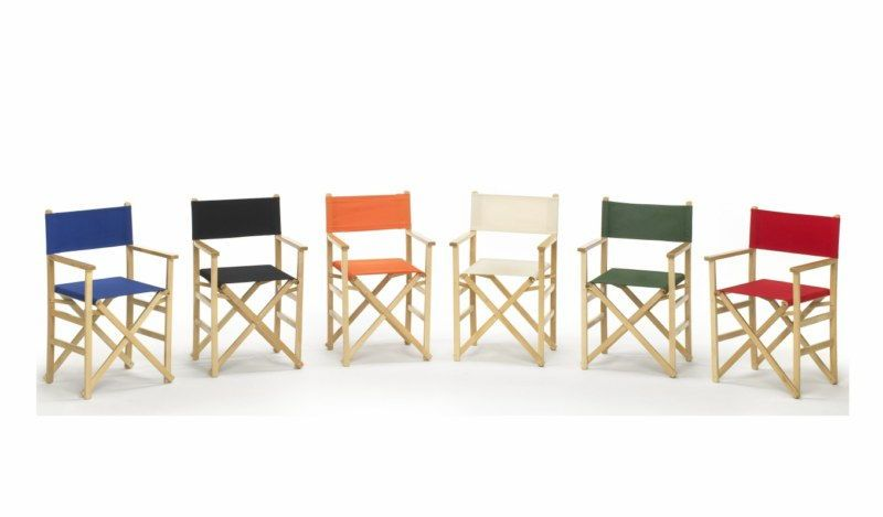 Fundas Sillas Director.Sillon Director Recto Silla Director Lona Plegable
